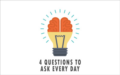 Answer These 4 Questions Every Day and You