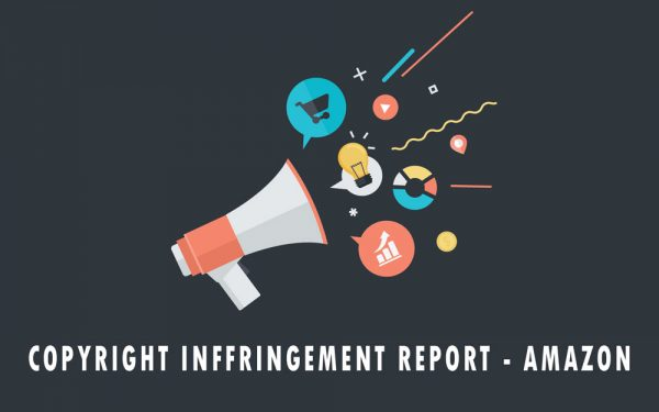 Copyright Iinfringement Report - Amazon