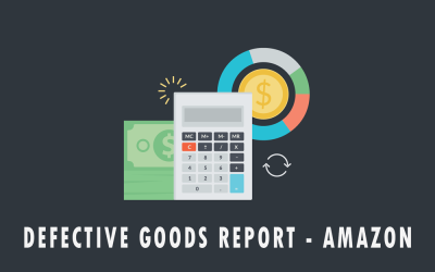 How to Recover Lost Money by Creating Defective Goods Reports in Amazon