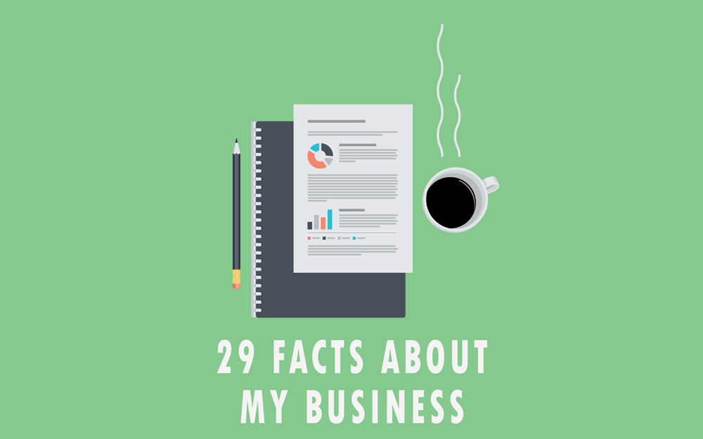 29 Facts About My First 9 Months in eCommerce.